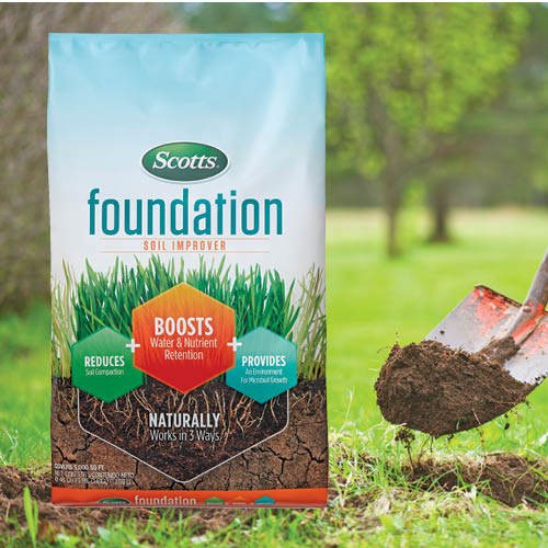 Scotts Foundation Soil Improver