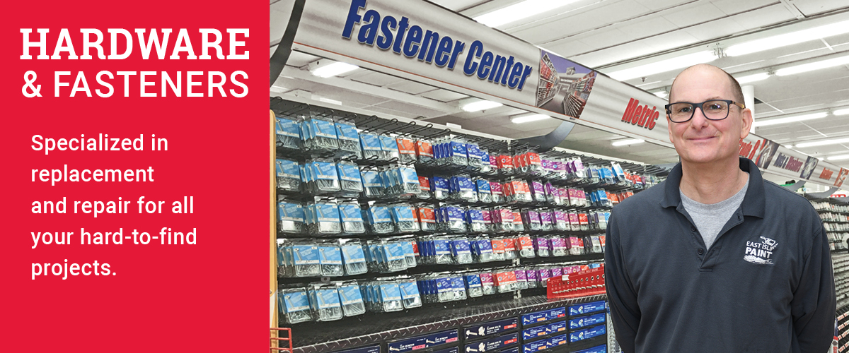 Hardware & Fasteners - Costello's Ace